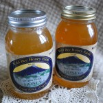 Quarts of Wild Bee Honey